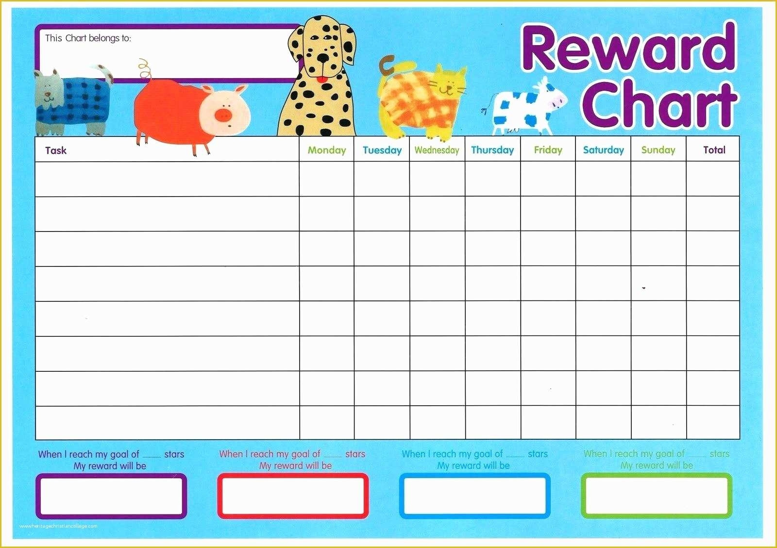 Printable Behavior Chart For The Month | Monthly Printable within Monthly Sticker Chart