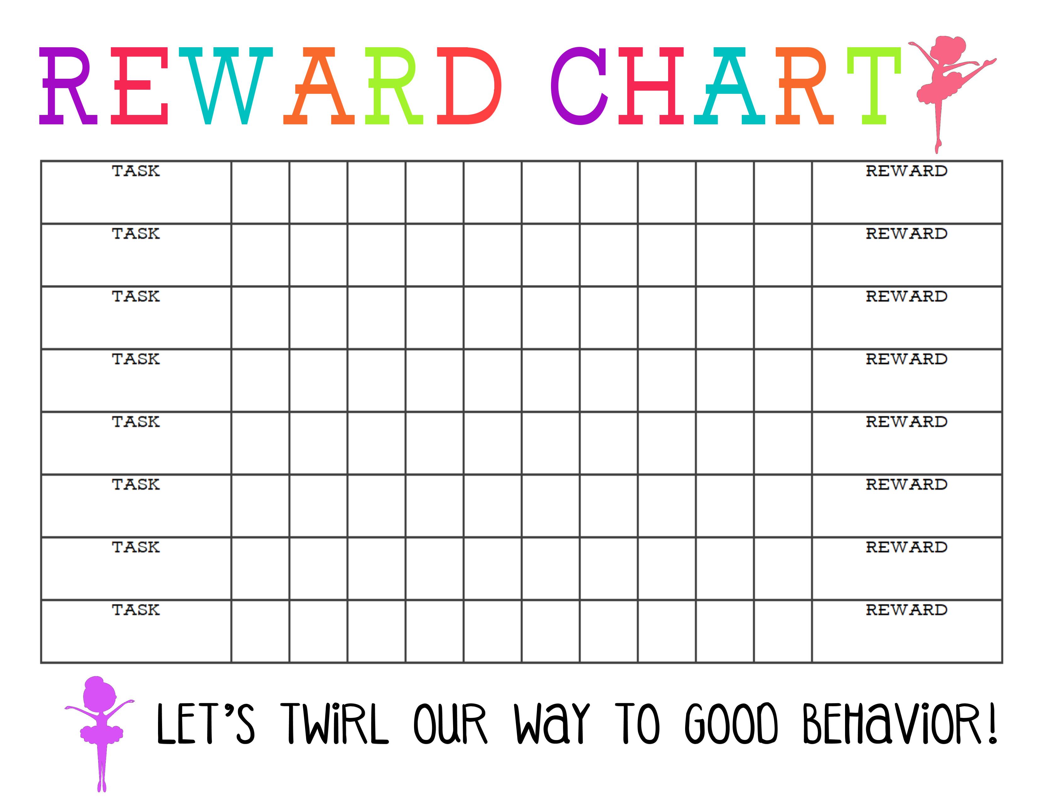 Printable Behavior Charts For Toddlers  Yatay in Free Printable Behavior Charts For Kindergarten