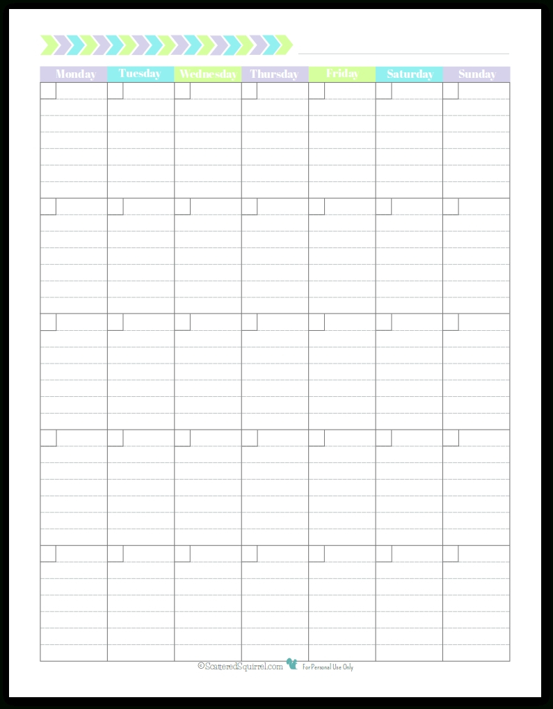 Printable Blank Calendar With Lines | Monthly Printable Calender with regard to Printable Calendar With Lines