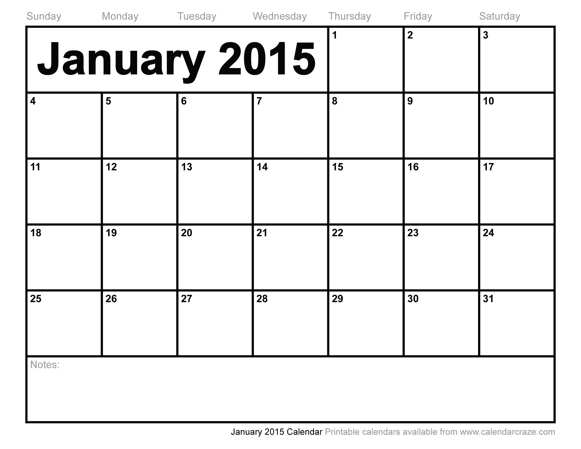 Printable Calendar 2015 | Church Stuff | Printable Calendar with regard to Printable Monthly Calendar 2015