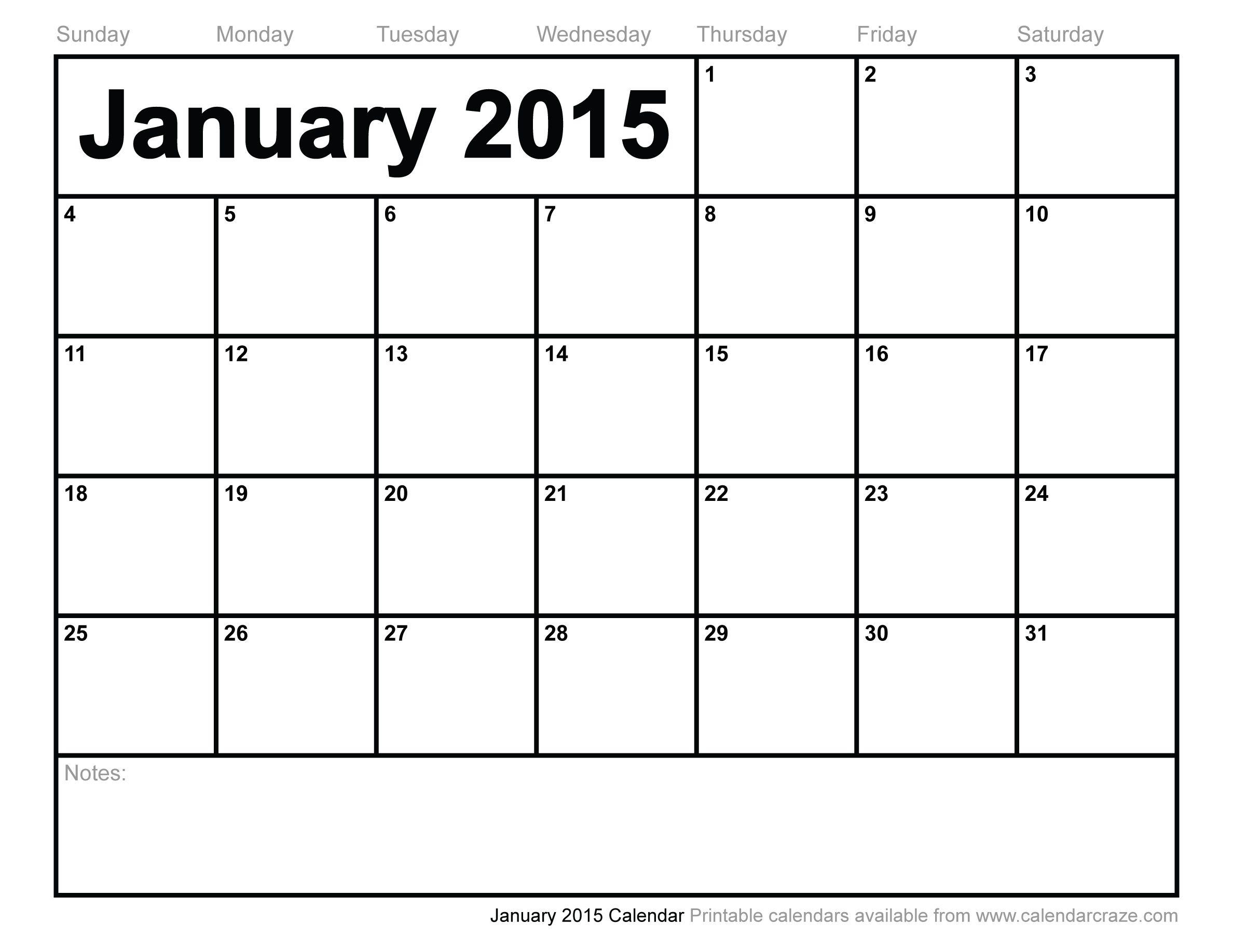 Printable Calendar 2015 | Church Stuff | Printable Calendar with regard to Printable Monthly Calendar 2015
