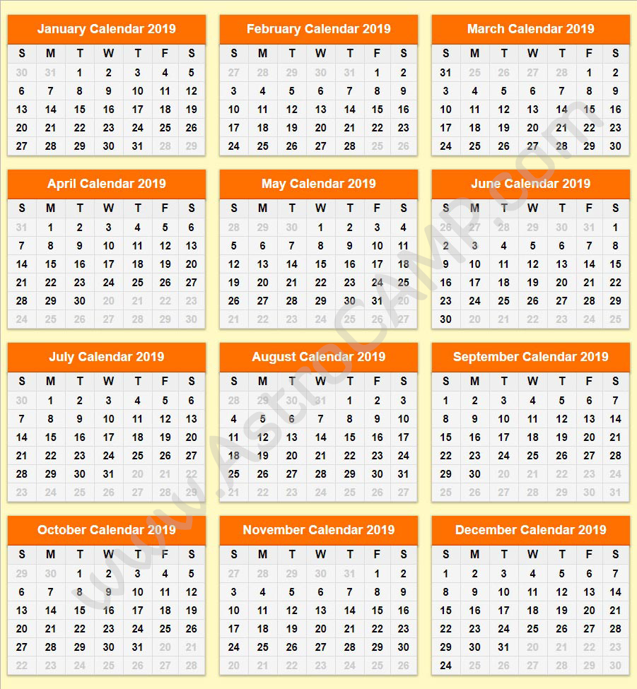 Printable Calendar 2019: Download Free Printable Calendar pertaining to Mayan Calendar Gender 2020