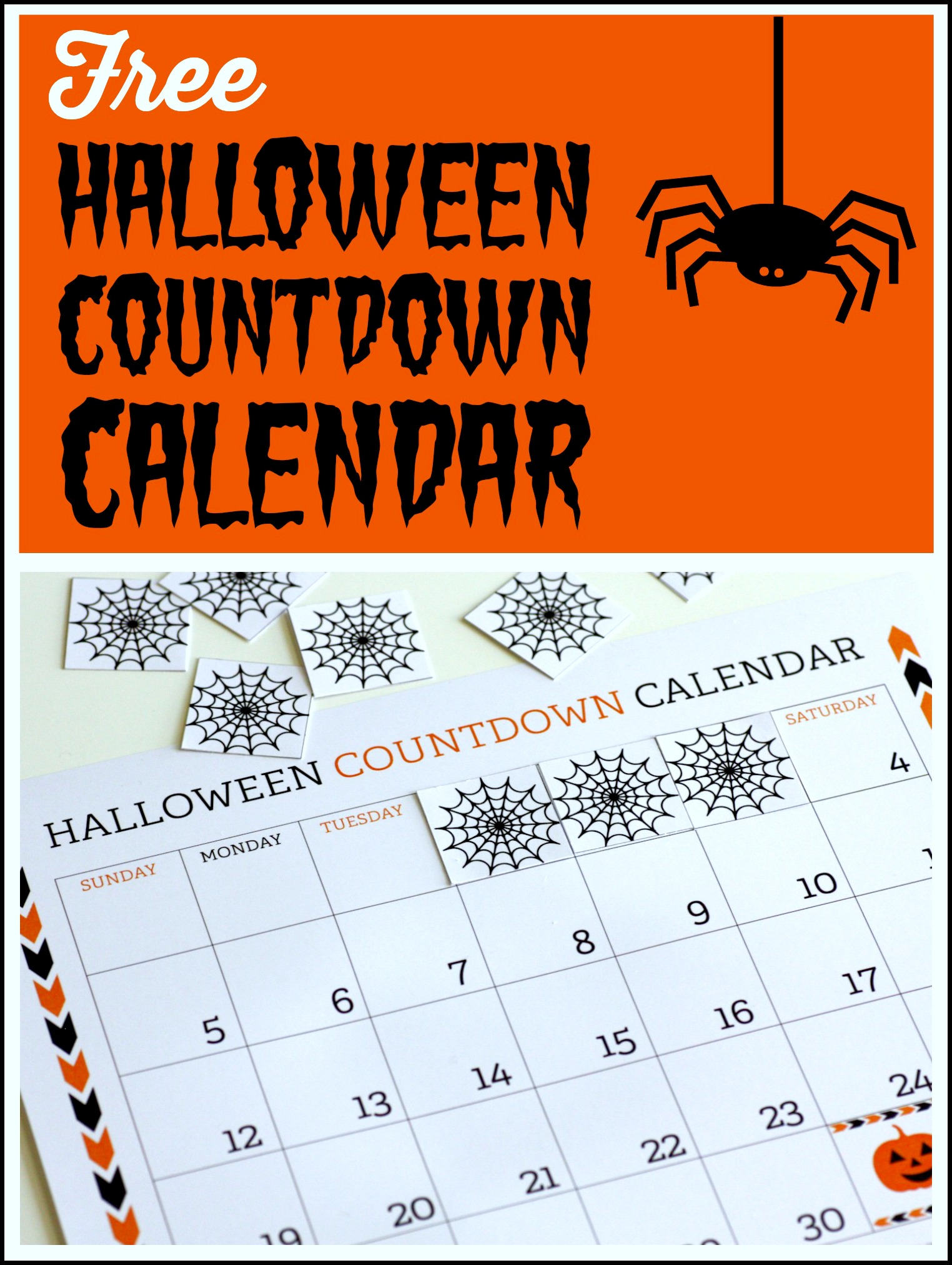 Printable Countdown Calendar That Are Sweet   Dora's Website intended for Make A Countdown Calendar Printable