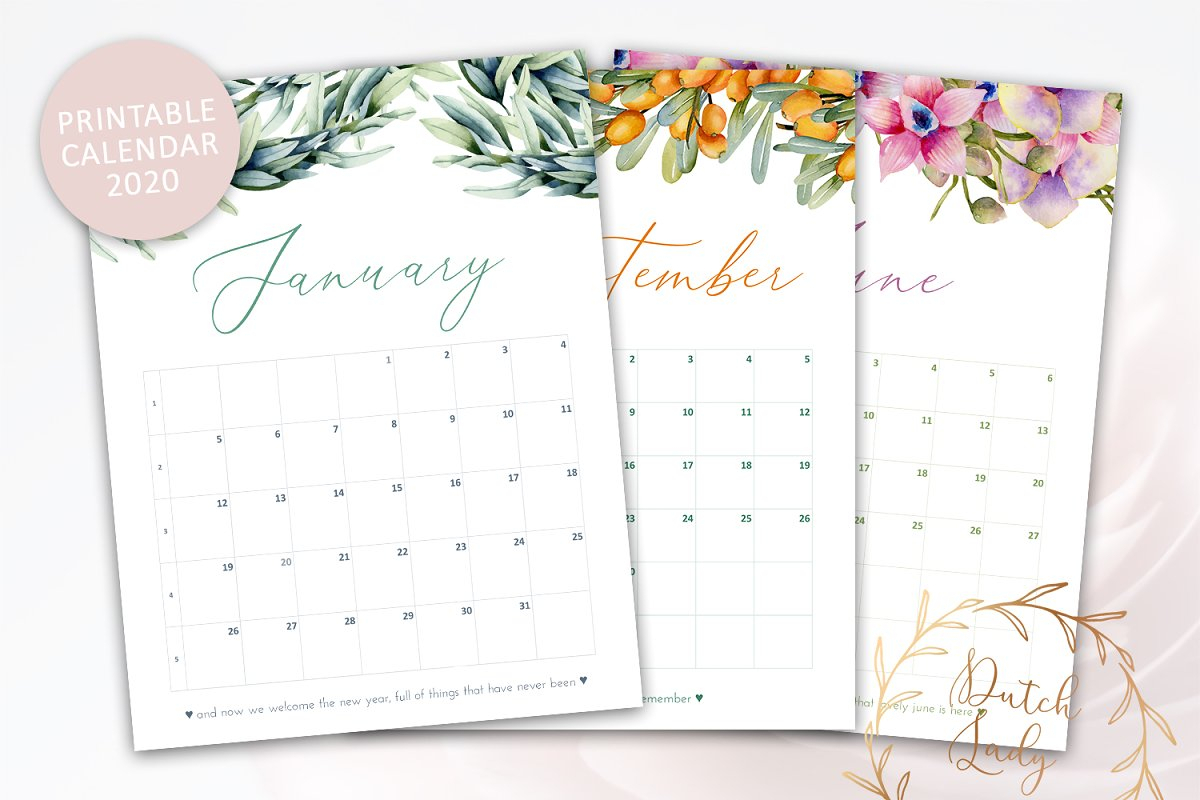 Printable Monthly Calendar 2020 with regard to Monthly Calendar With Time Slots 2020