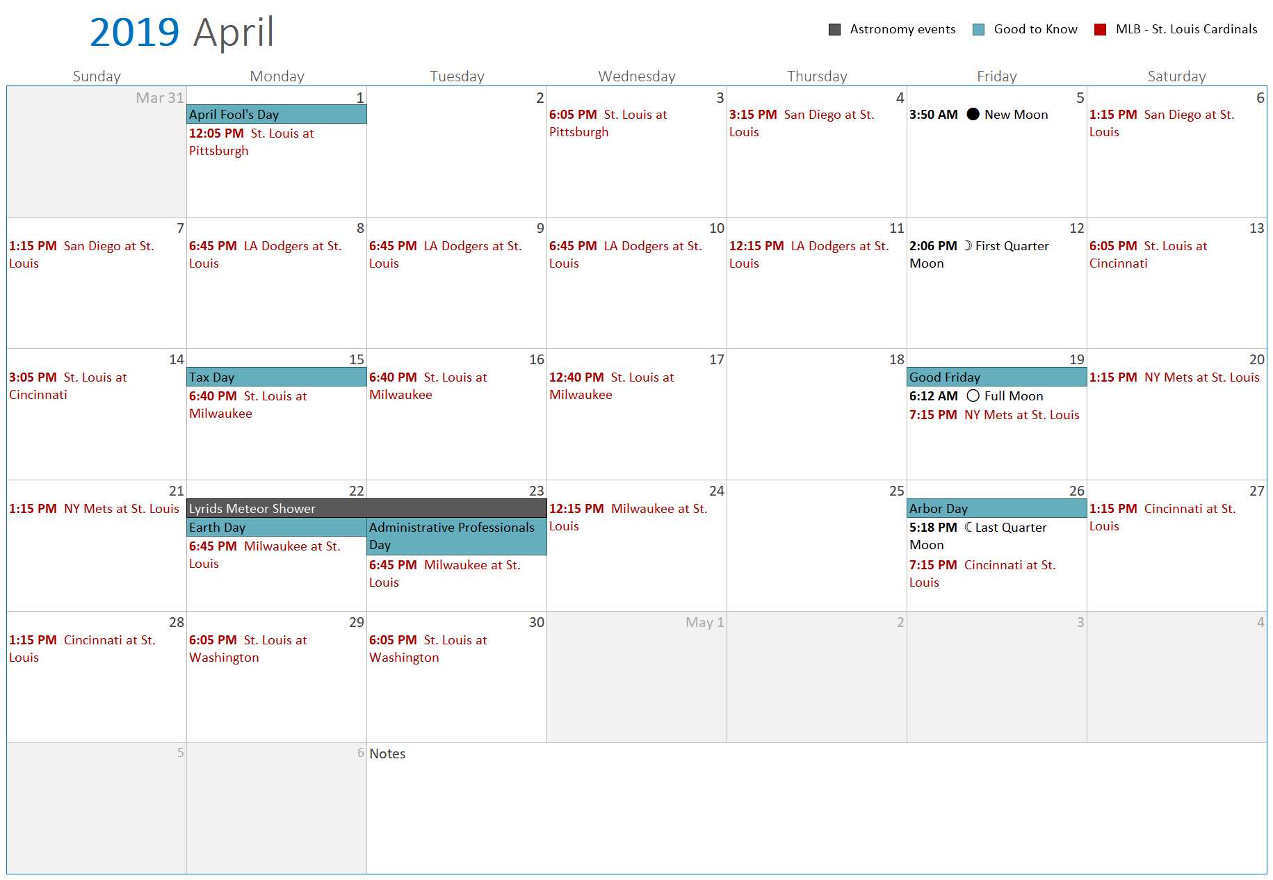Printablecal | Month Template for Monthly Calendar With Time Slots Template