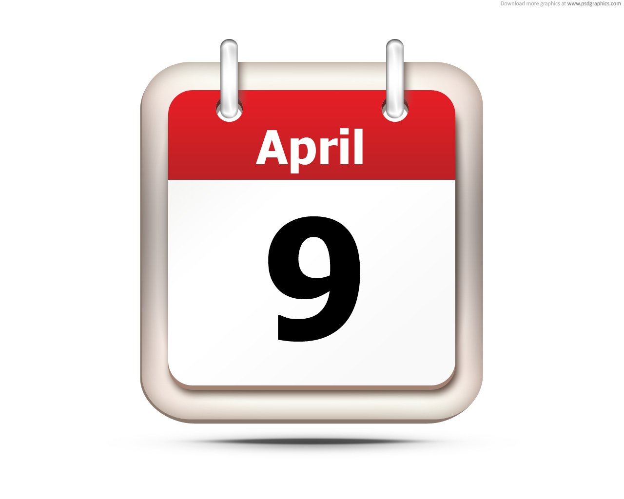 Psd Calendar Template | Psdgraphics inside Calendar Date Icon Generator