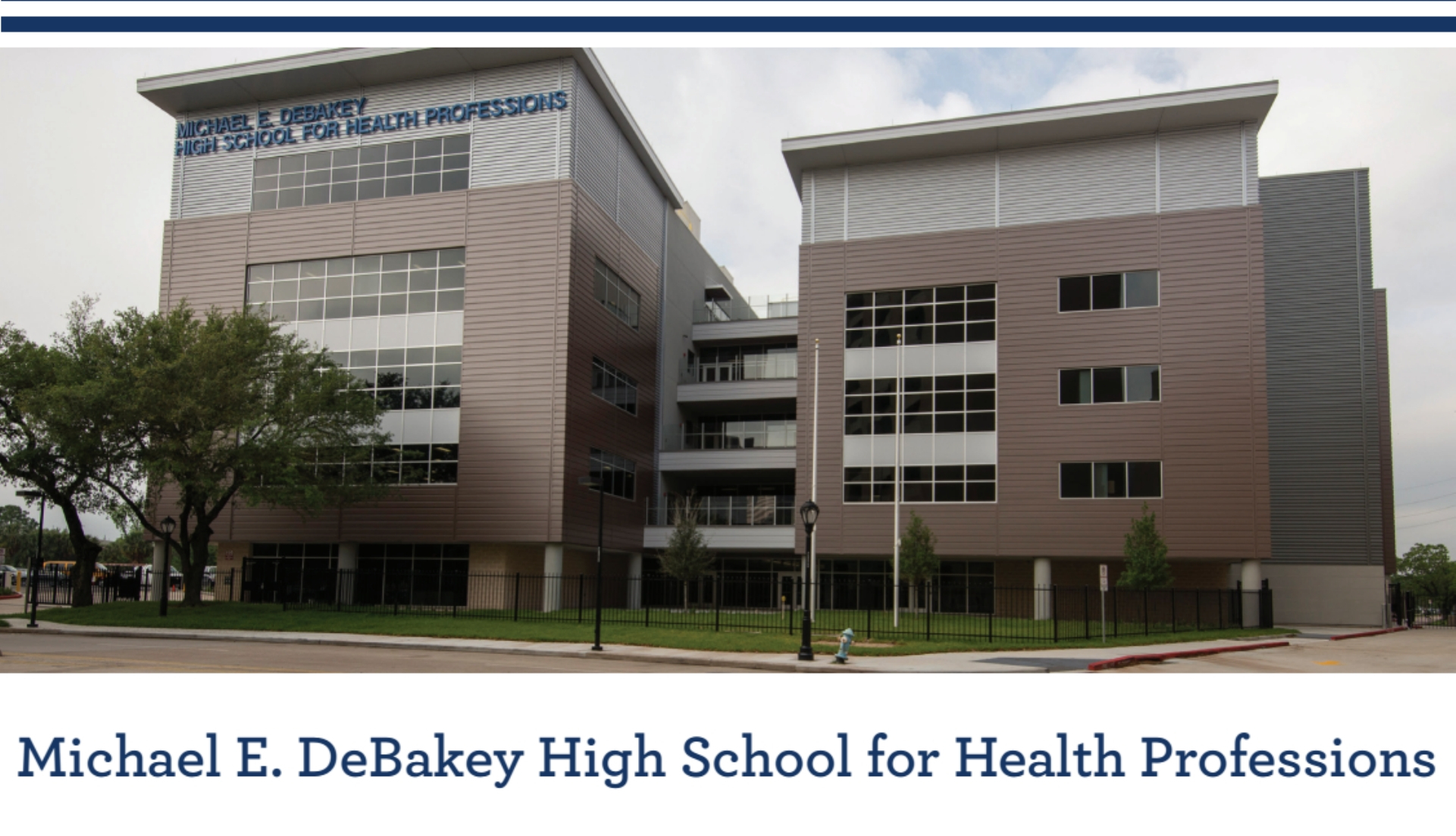Pto Info » pertaining to Debakey High School Calendar