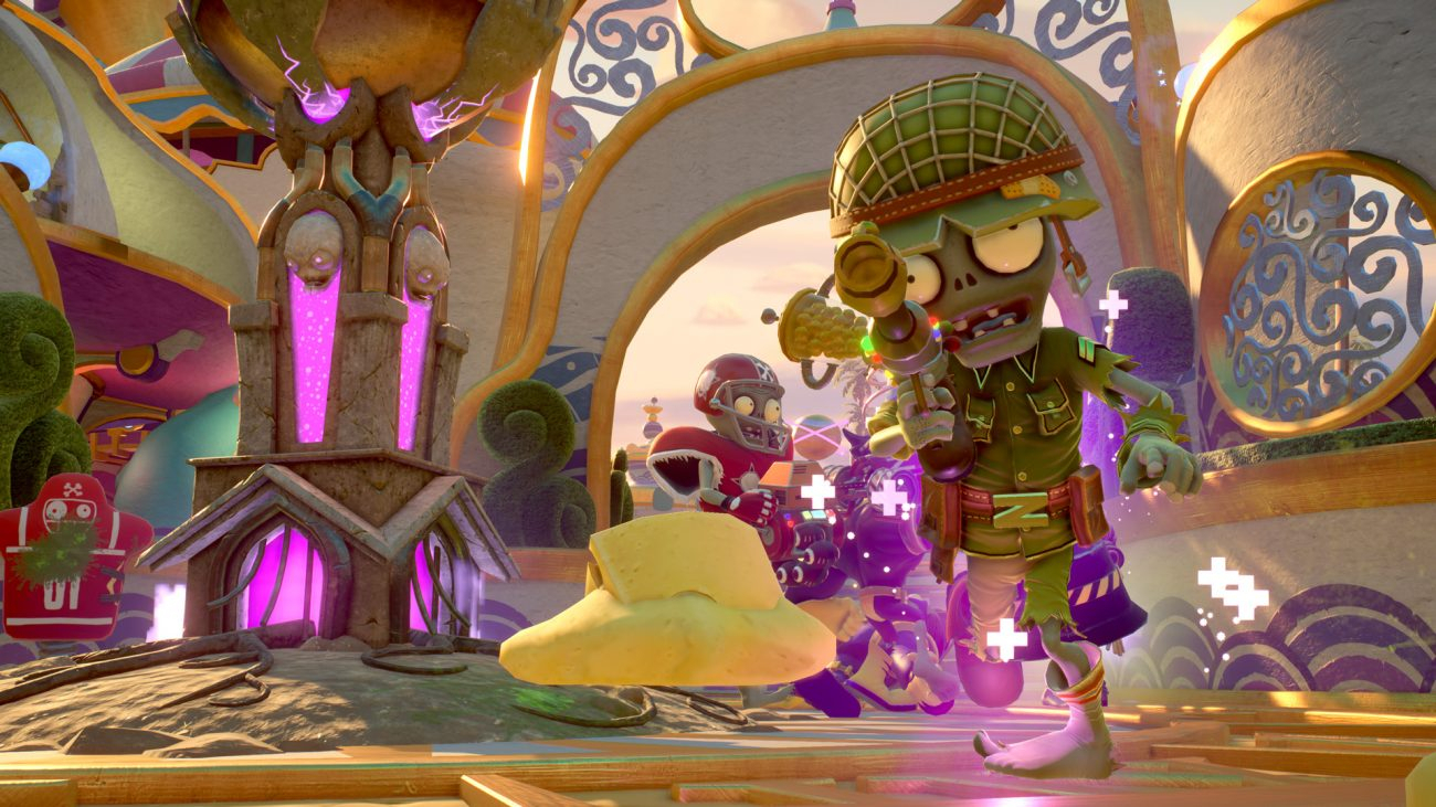 Pvz: Garden Warfare 2 Rolls Out Tale Of The Taco Update in Plants Vs Zombies Garden Warfare 2 Calendar