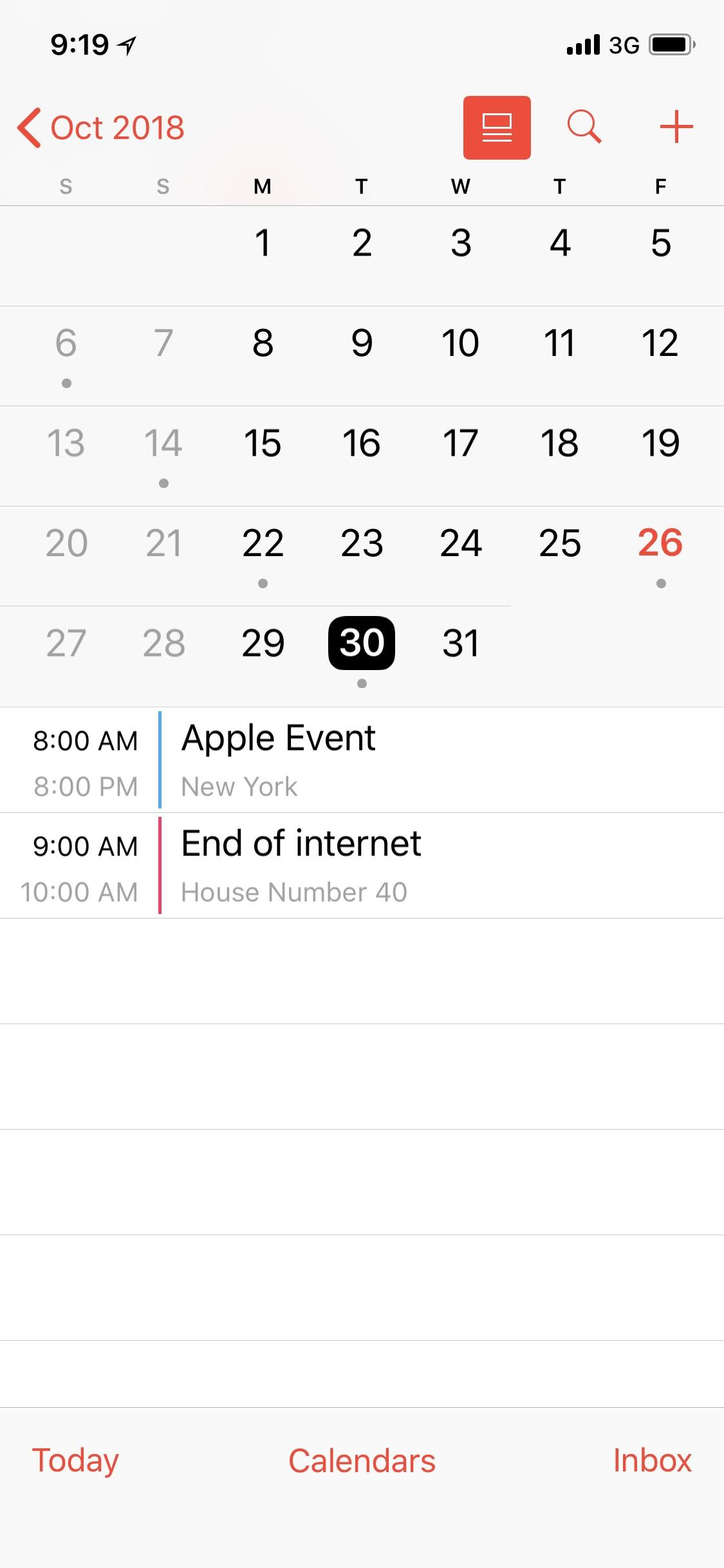 Question] How To Get The Dots Beneath The Days Of A Month inside 13 Month Calendar Reddit