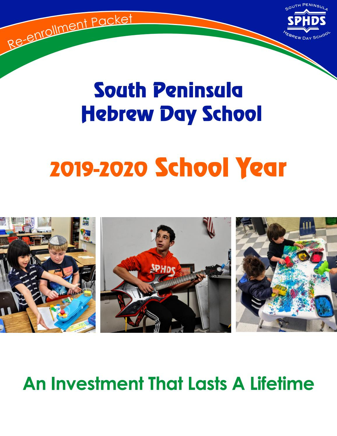 Reenrollment For 20192020 School Year By Chazonshaye  Issuu throughout Pei School Calendar 2020
