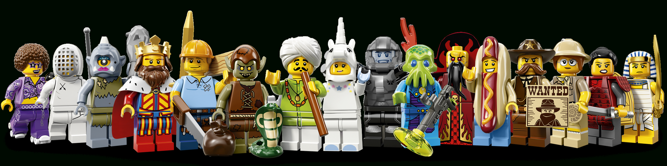 Review: Lego Minifigures Series 13 – Jay's Brick Blog regarding Jay's Brick Blog