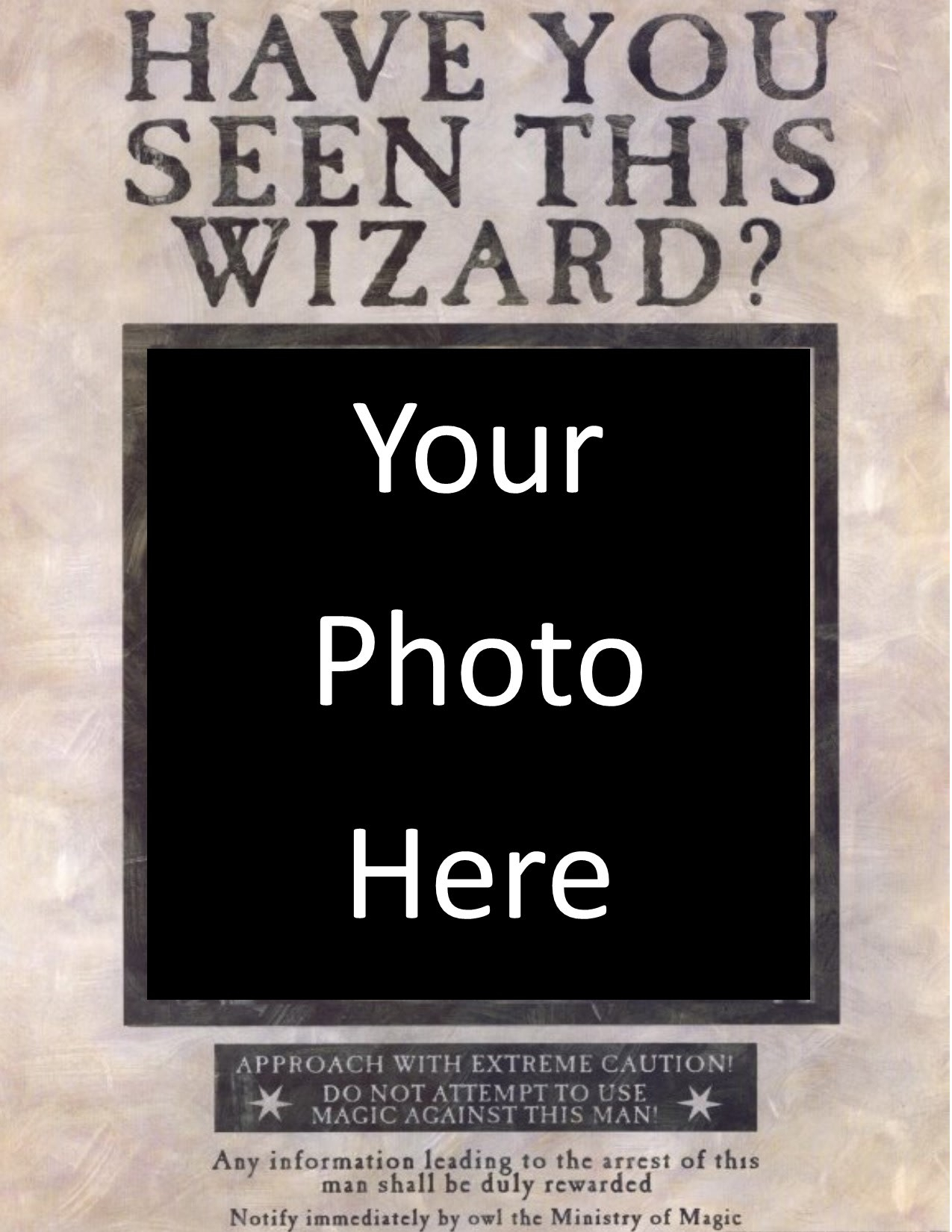 Ryannlynn : I Will Create A Personalized Prisoner Of Azkaban Wanted Poster  For $5 On Www.fiverr within Make Your Own Wanted Sign