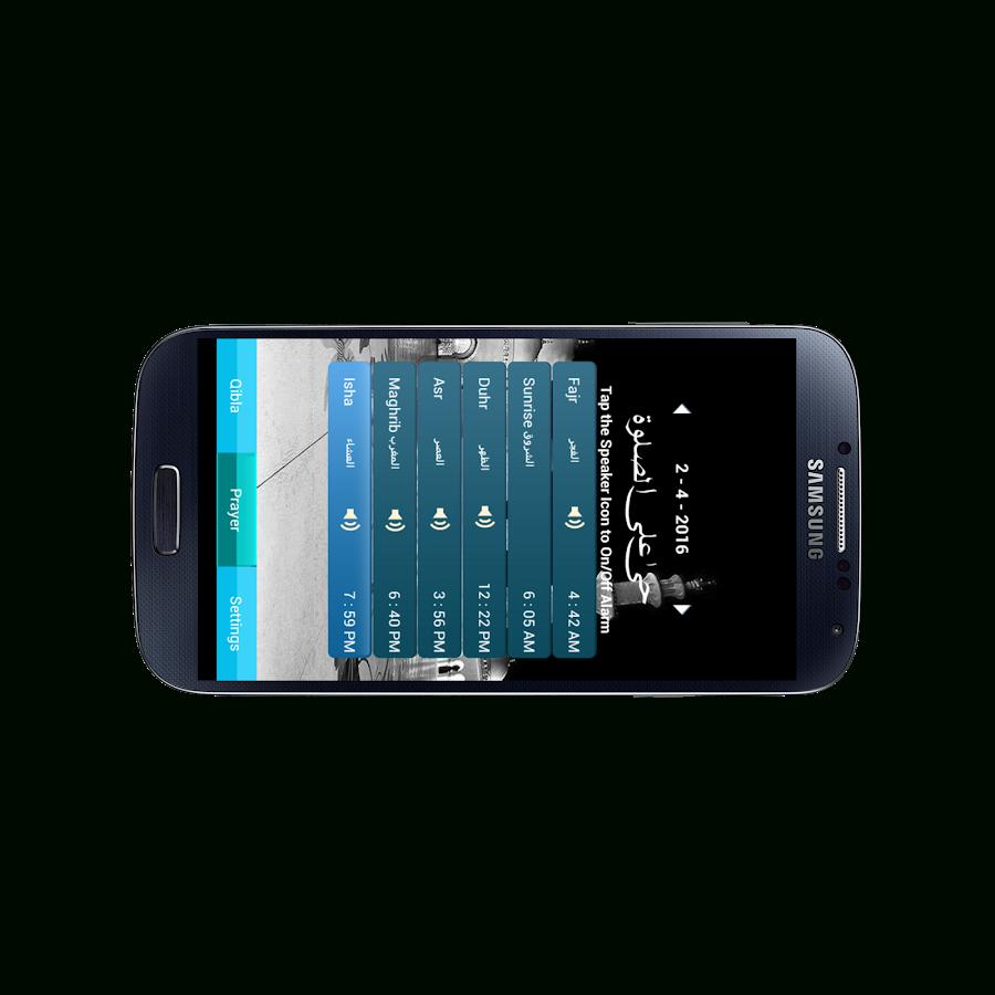 Salatuk (Prayer Times) 1.1 Apk Download  Android Стиль within Isha Usa Lunar Calendar