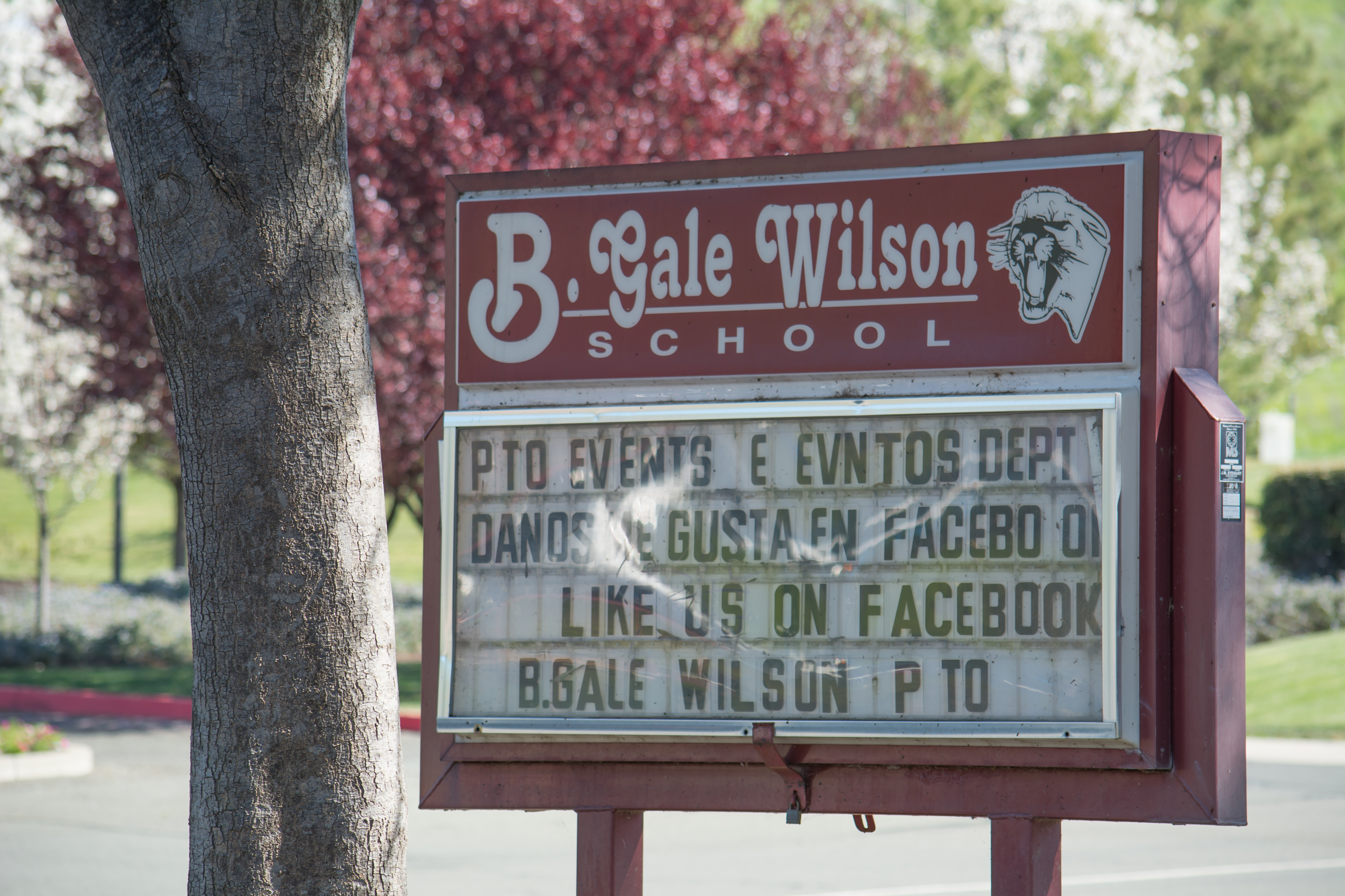 Secondary Ed (Beta)  School Sites throughout B Gale Wilson Calendar