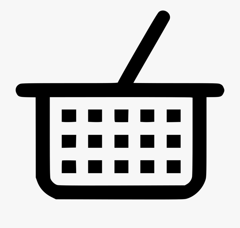 Shopping Cart Empty Comments Clipart , Png Download throughout Calendar Icon Png