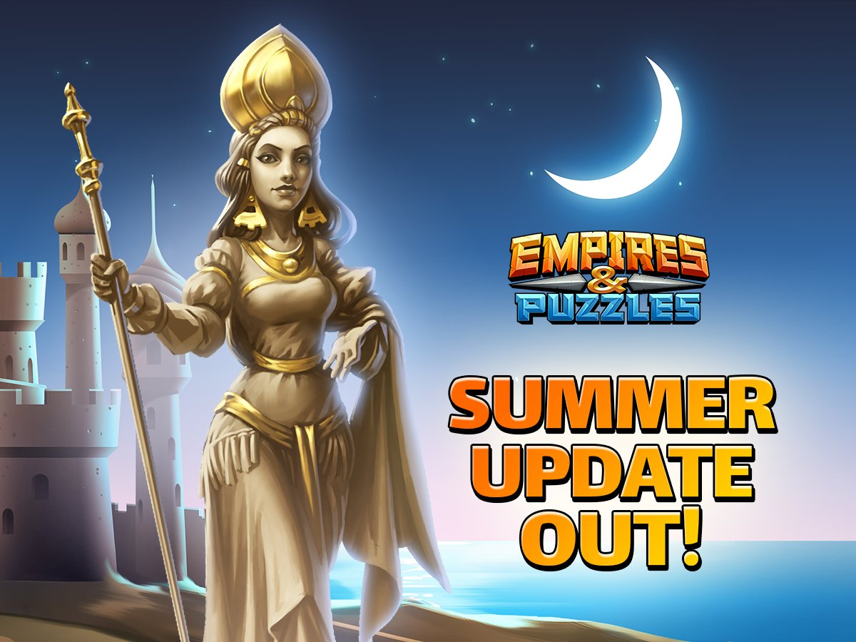 Small Giant (@smallgiantgames)   Twitter pertaining to Empires And Puzzles Events 2020