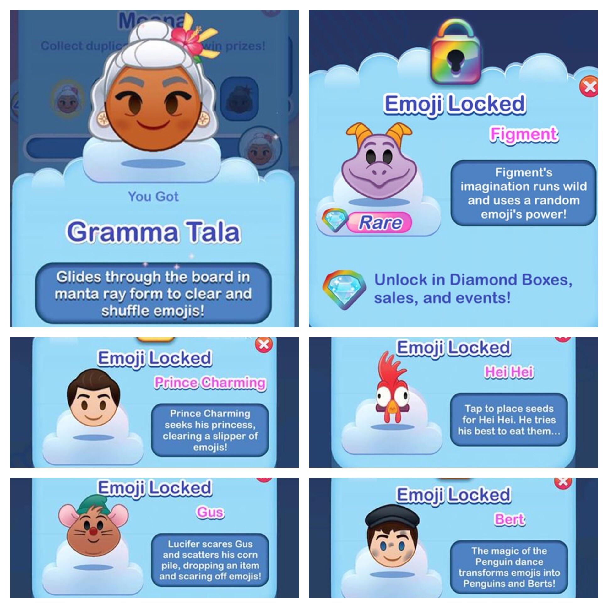 Some 29.0 Emojis!! ✨ : Disneyemojiblitz in Emoji Blitz Events 2020