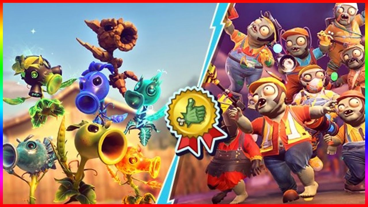 Splish Splash Mystery Portal Event! Plants Vs Zombies Garden Warfare 2 with regard to Garden Warfare 2 Events