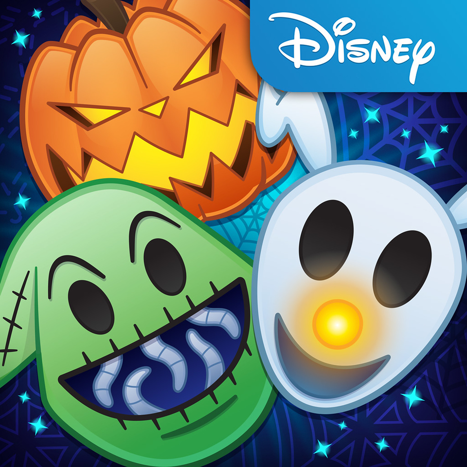 Spooktacular Events Headed To Disney Games | | Diskingdom in Emoji Blitz Events 2020