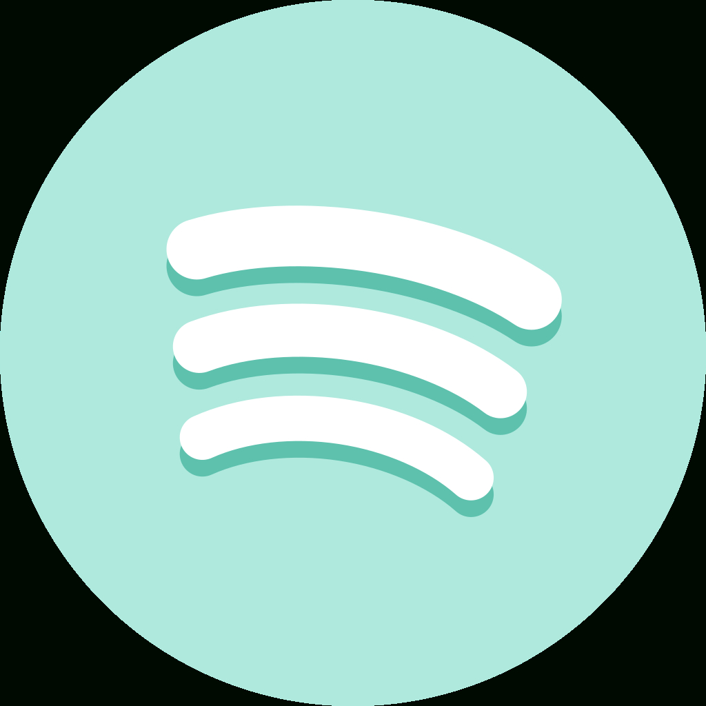Spotify Client Icon | Macaron Iconset | Goescat with Spotify Calendar Icon