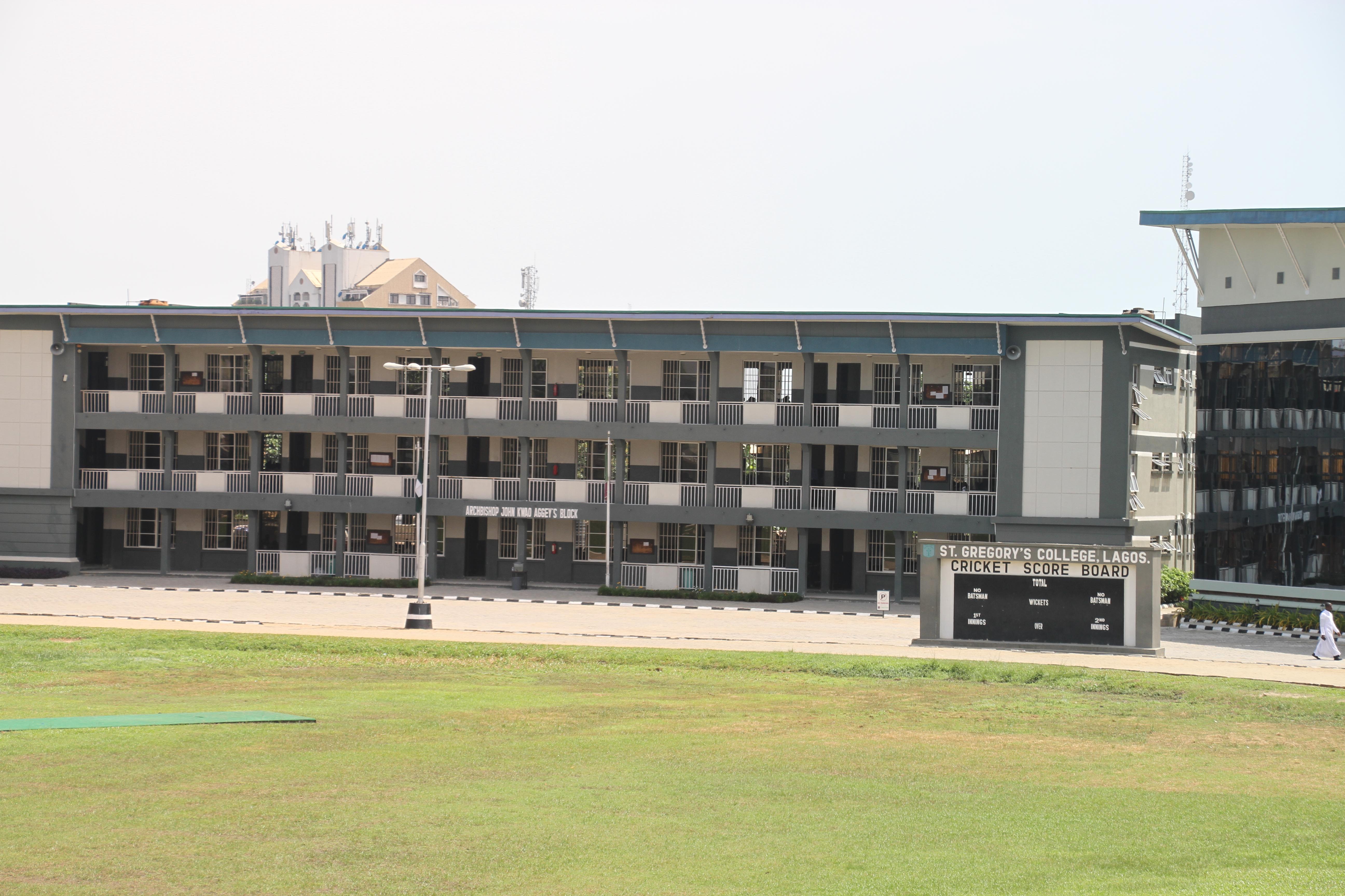 St. Gregory's College, Southwest Ikoyi, Lagos, Nigeria inside St Gregorys School Calendar