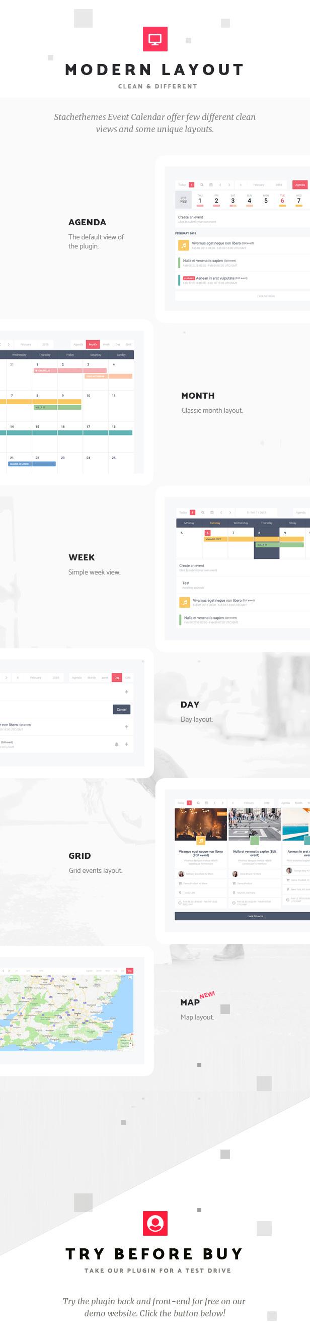 Stachethemes Event Calendar – WordPress Events Calendar in Stachethemes Event Calendar