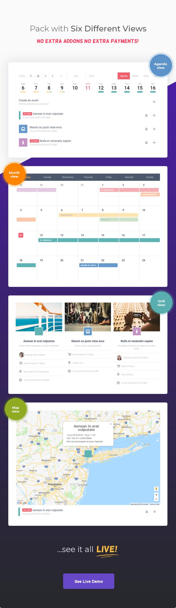 Stachethemes Event Calendar – WordPress Events Calendar within Stachethemes Event Calendar