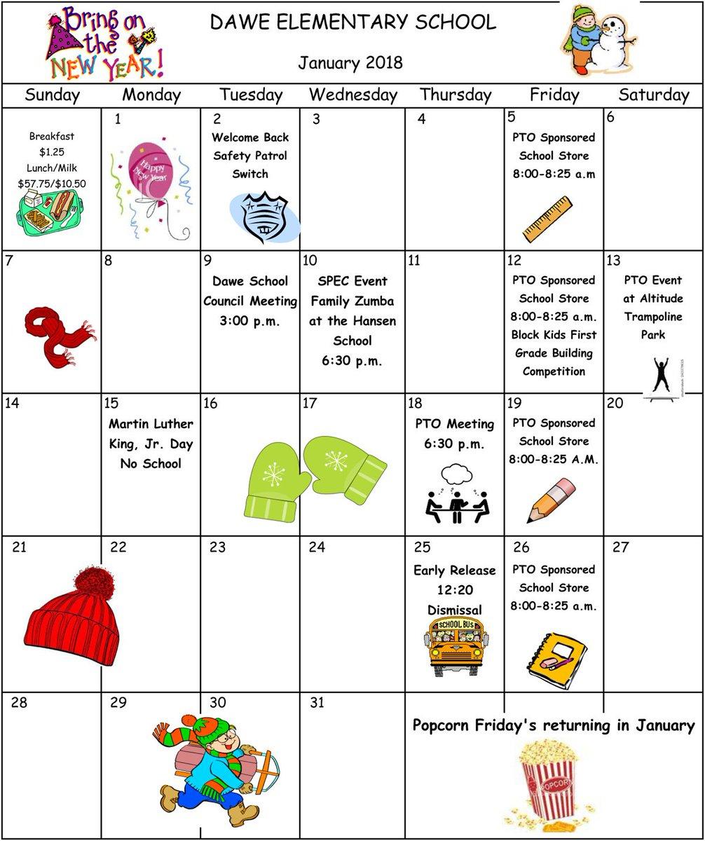 "Stoughton Schools On Twitter: ""here Is The Dawe School's with Dawe School Calendar"