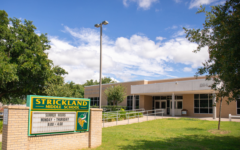 Strickland Middle School  Overview inside Roger Rowe School Calendar