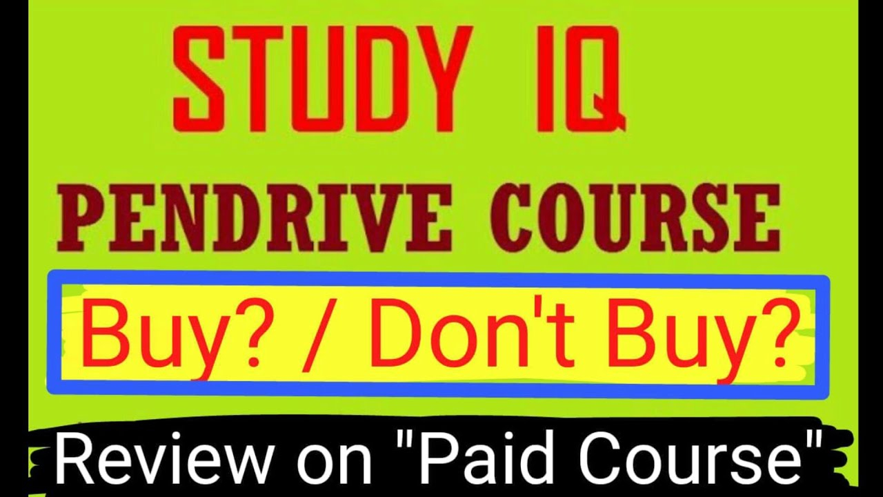 Study Iq Pendrive Course, I Brought It And Used | Good Or intended for Calendar Sanatate Si Frumusete 2020