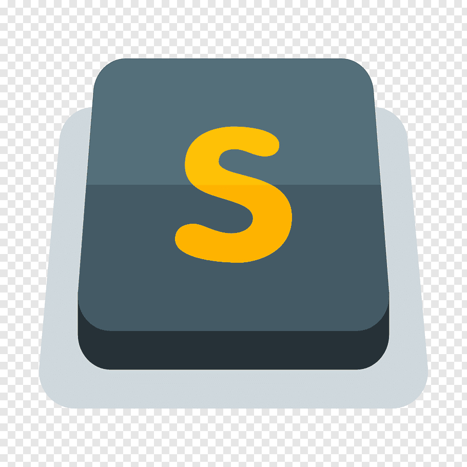 Sublime Text Computer Icons Computer Software Text Editor in Sublime Text Icon Png