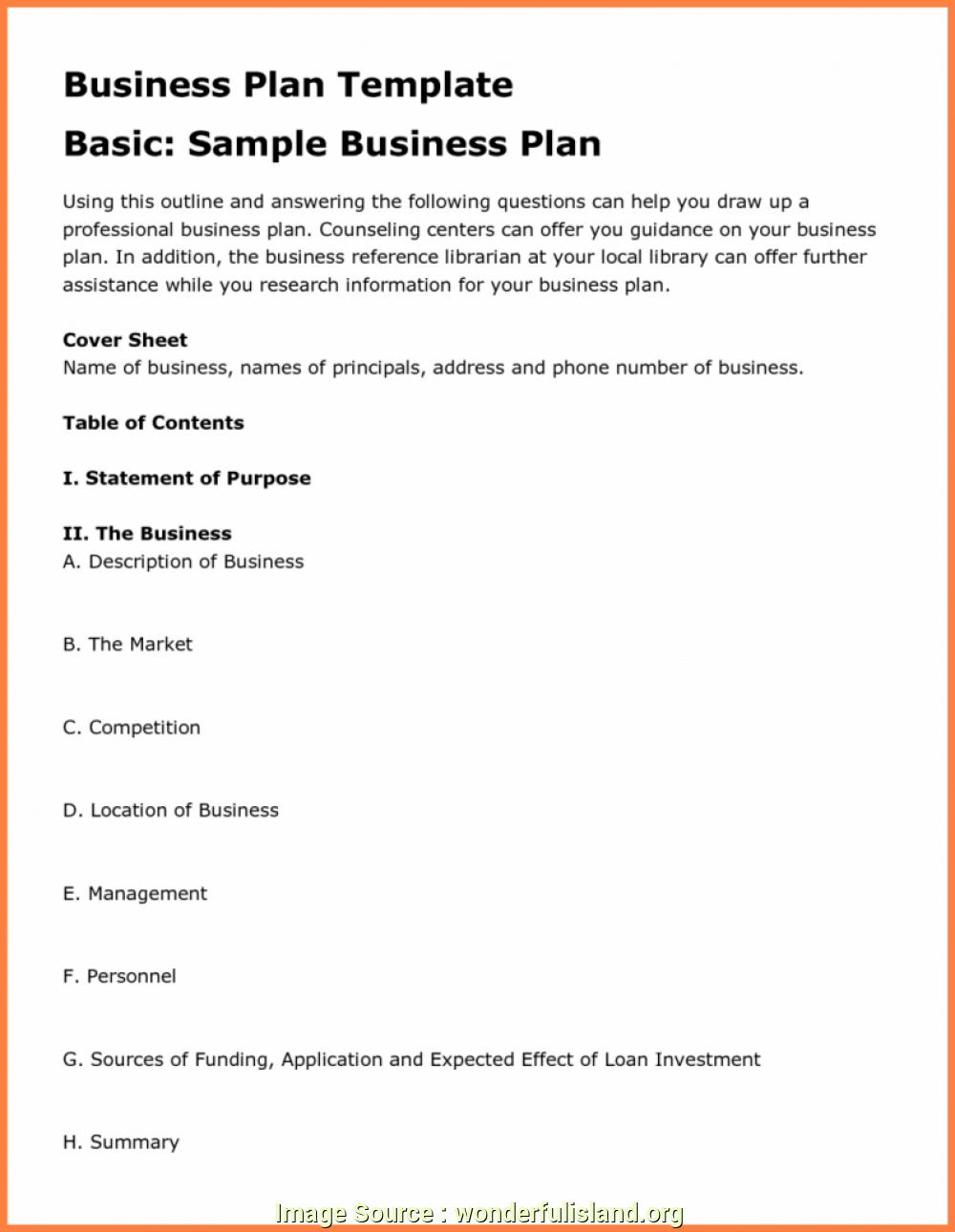 Summer Camp Business Plan Template Example Free For Plans intended for Camp Schedule Template