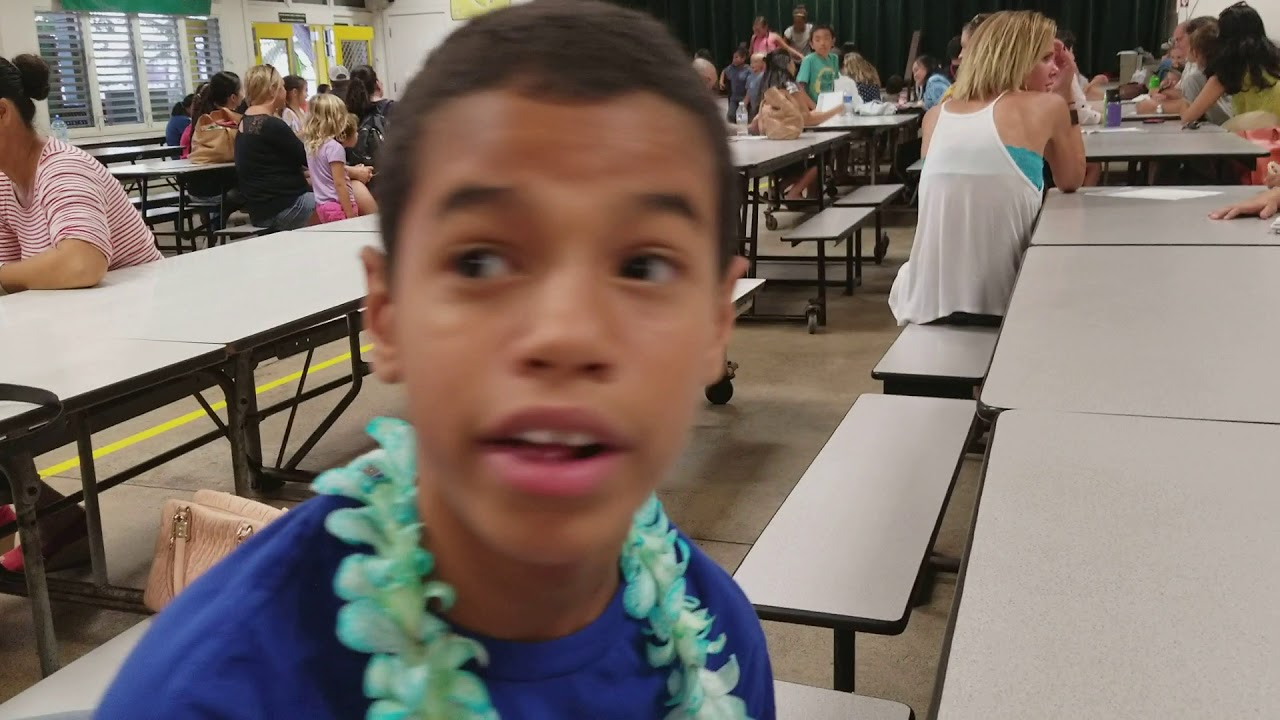 Sylas Earns Ali'i Of The Quarter, 2017, King Kamehameha Iii Elementary  School, Grade 5 within King Kamehameha 3 School