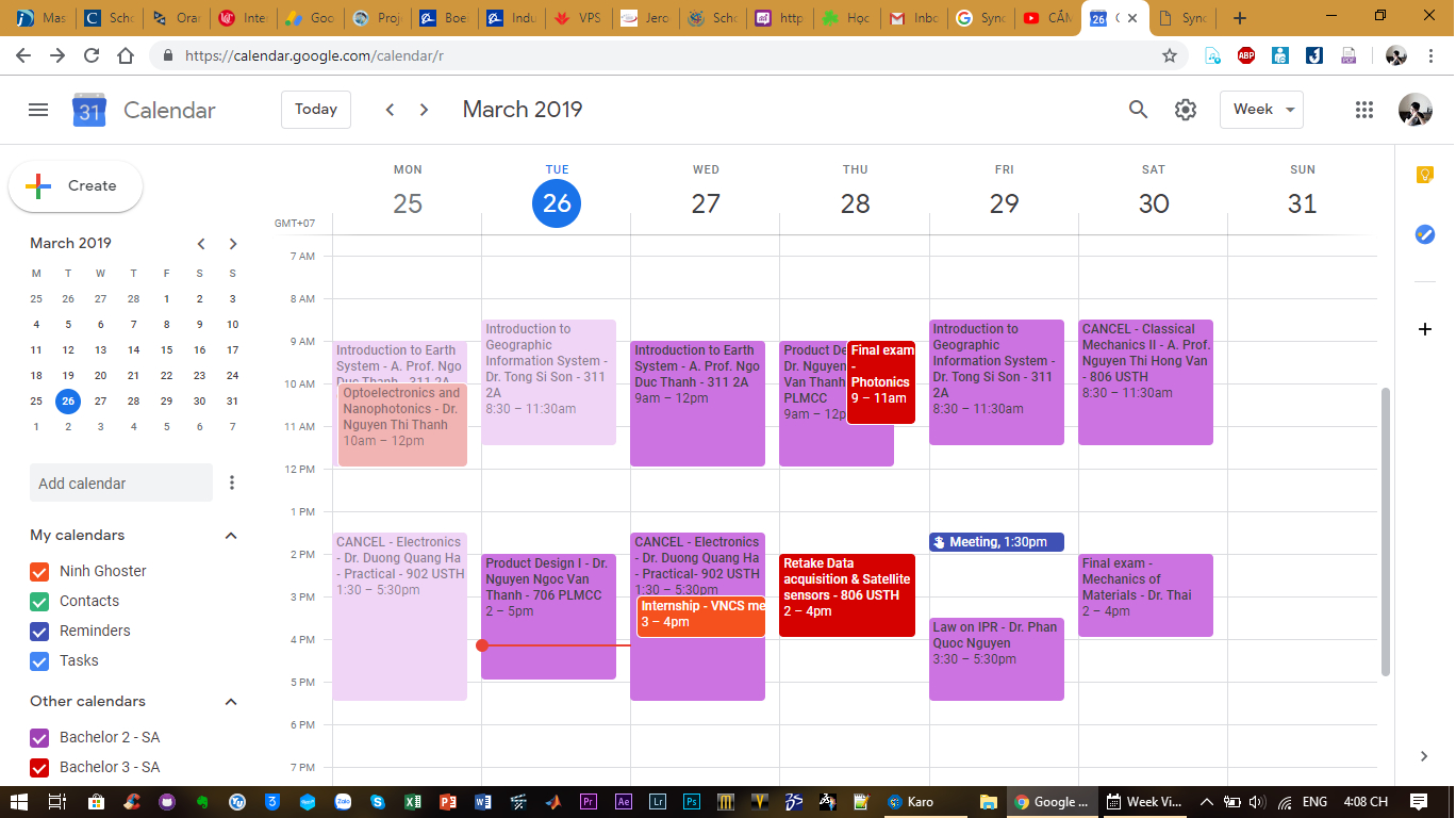Sync Reminders And Tasks In Google Calendar To Other Devices within Add A Reminder In Google Calendar
