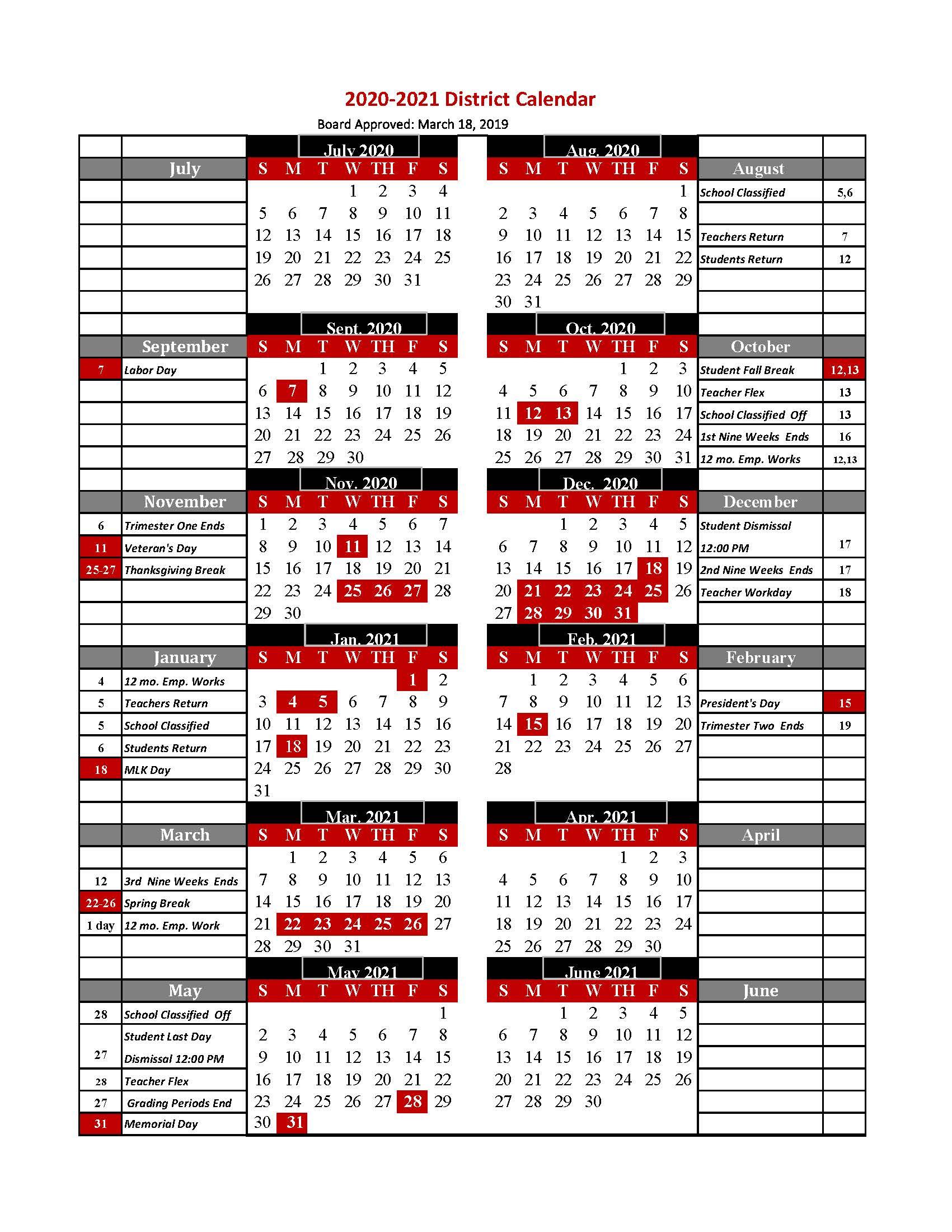 Tcs Calendar 20202021  20202021 Tcs Calendar regarding Khmer Calendar 2020 October