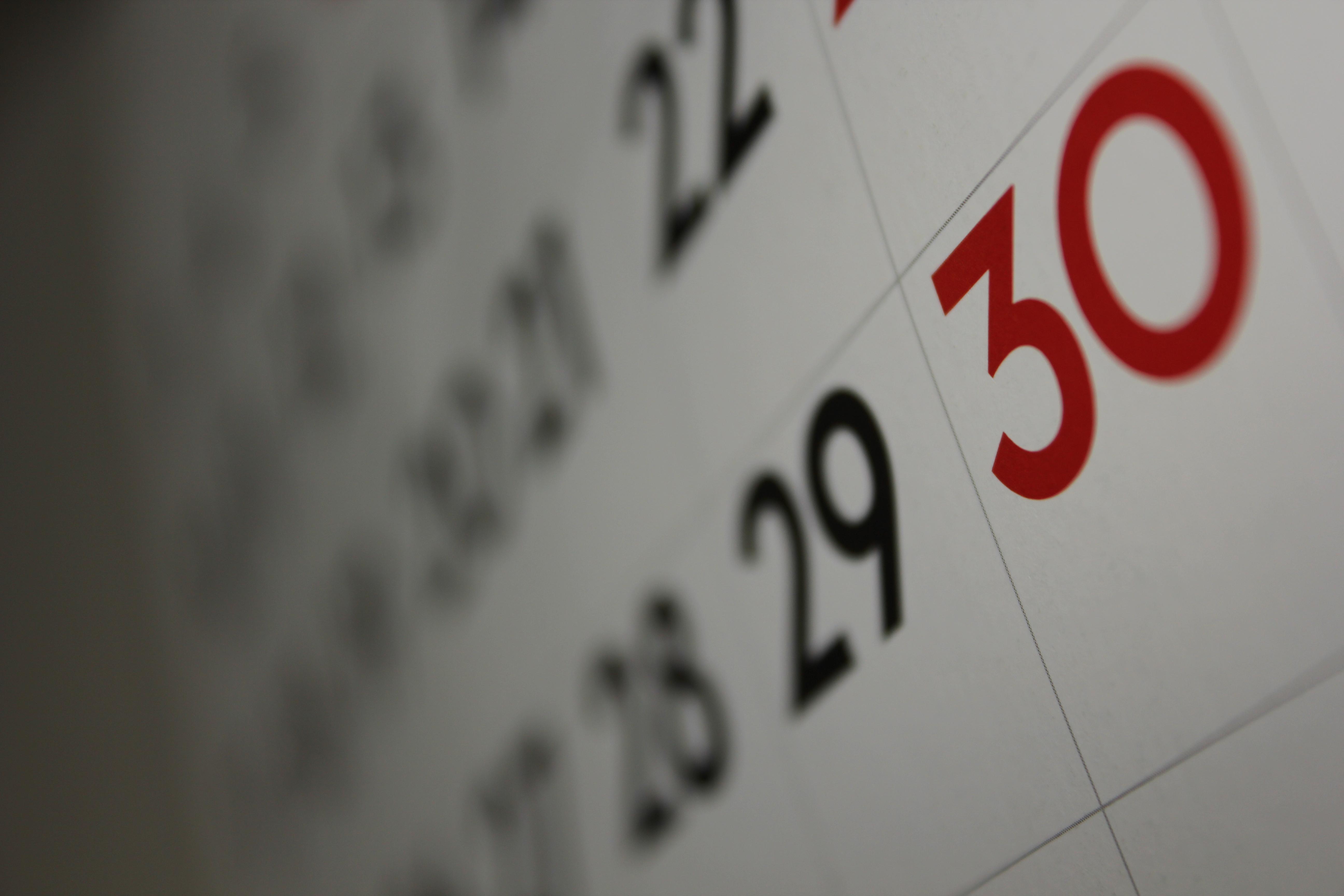 The Calendar  99% Invisible for Kodak Calendar Maker