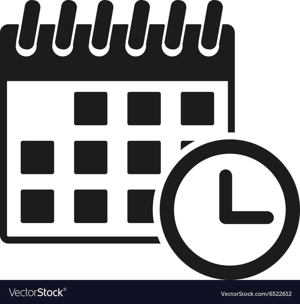 The Calendar Icon Reminder And Event Time Symbol throughout Calendar Icon Jpg
