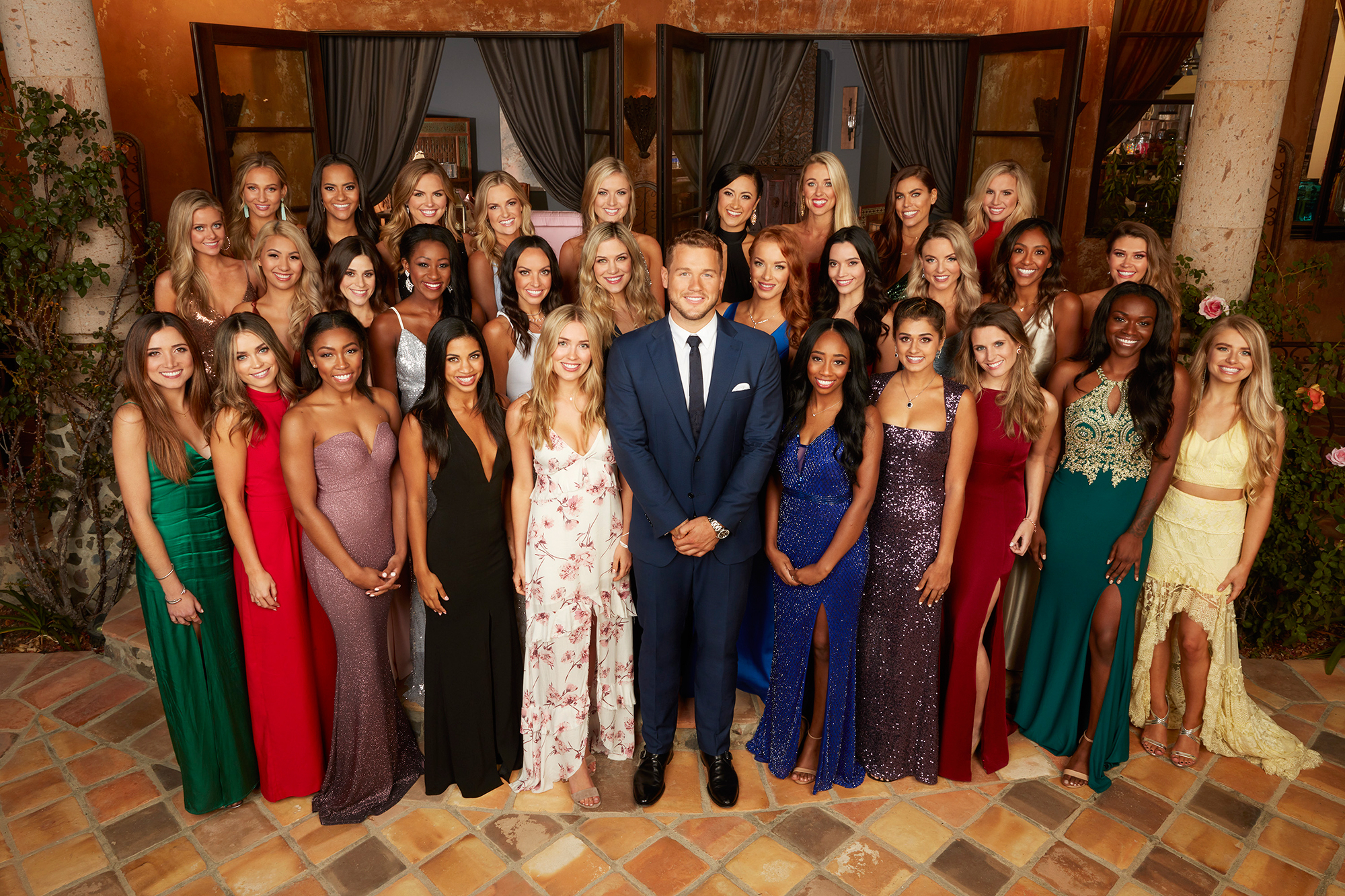 The Prinatable 'bachelor' Bracket For Colton Underwood's Season pertaining to Bachelor Bracket Printable