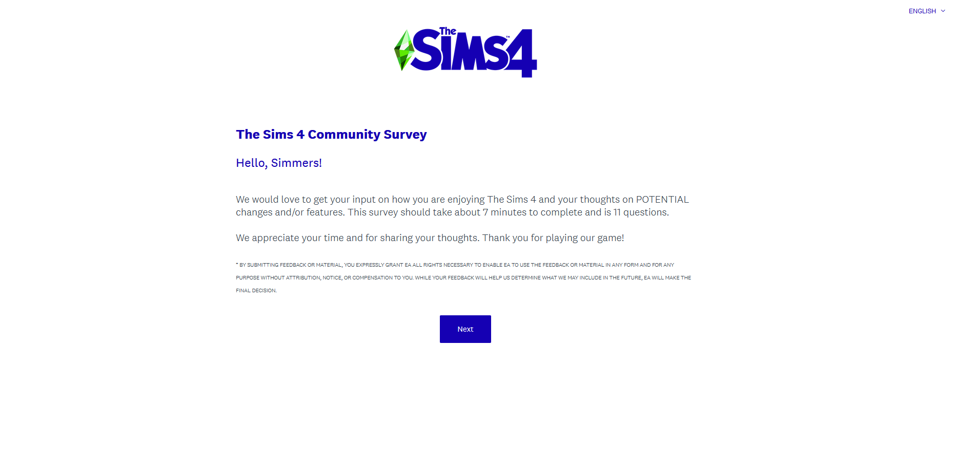The Sims 4 Community Survey: January 2020 with regard to Sims 4 Icons 2020