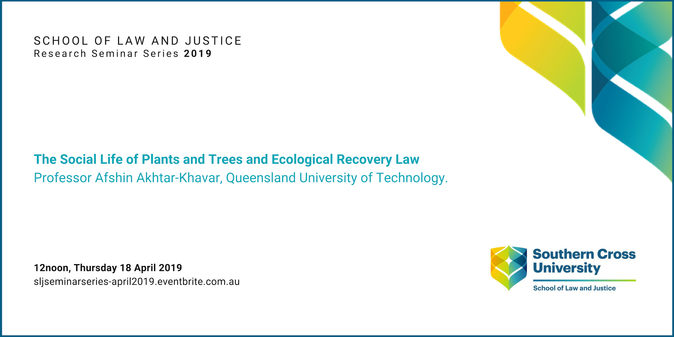 The Social Life Of Plants And Trees And Ecological Recovery with Qut Academic Calendar 2020