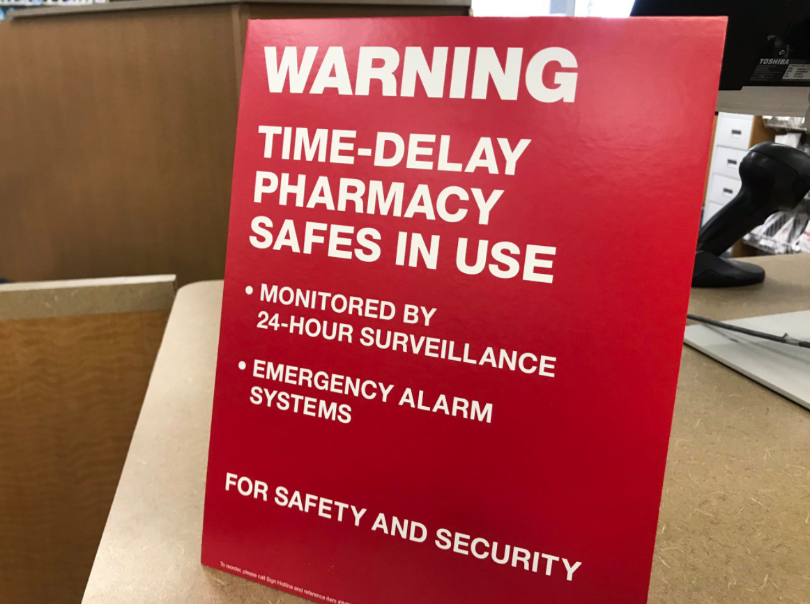 Time Delay Safes Introduced At All Tennessee Cvs Pharmacies within Cvs Desk Calendar
