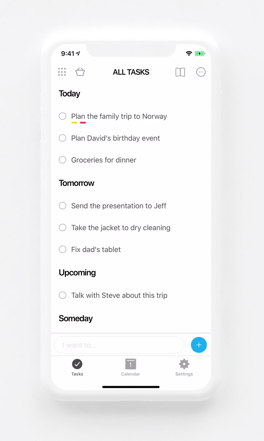 To Do List App With Calendar, Planner & Reminders | Any.do in Desktop Reminder Gadget