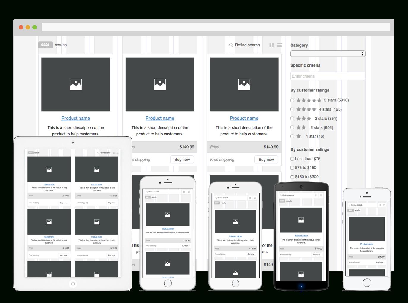Totalwireframe  Provider Of Fine Axure Widget Libraries regarding Axure Calendar Widget