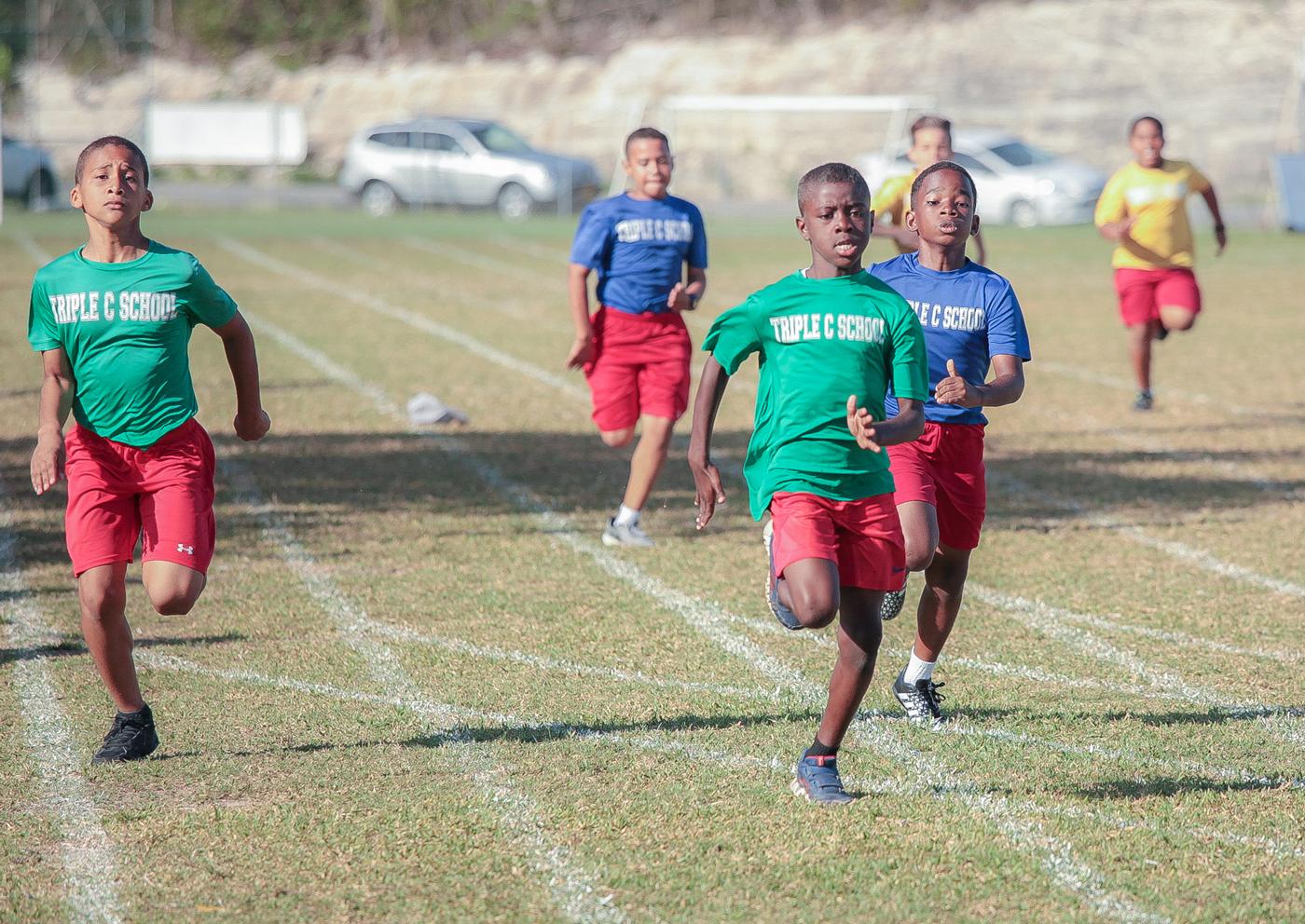 Triple C School Athletics with regard to Triple C School