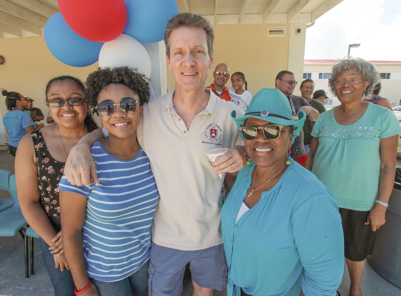 Triple C School Marks 75 Years | Cayman Compass within Triple C School