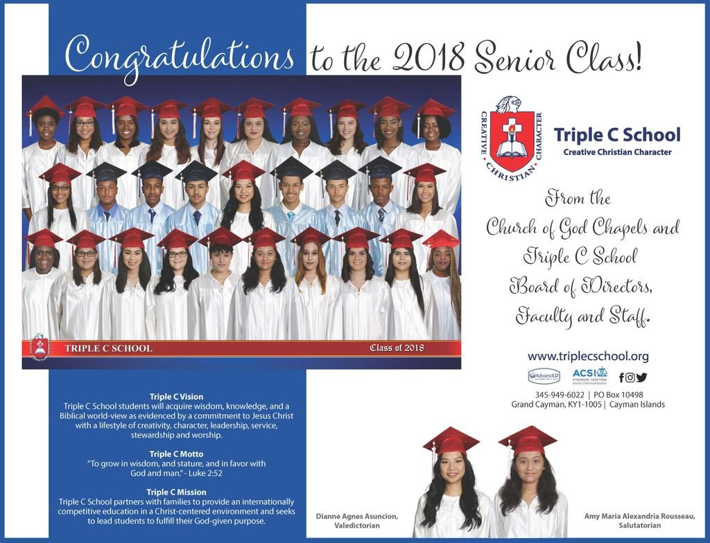 """Triple C School On Twitter: """"we Want To Congratulate All The with Triple C School"""