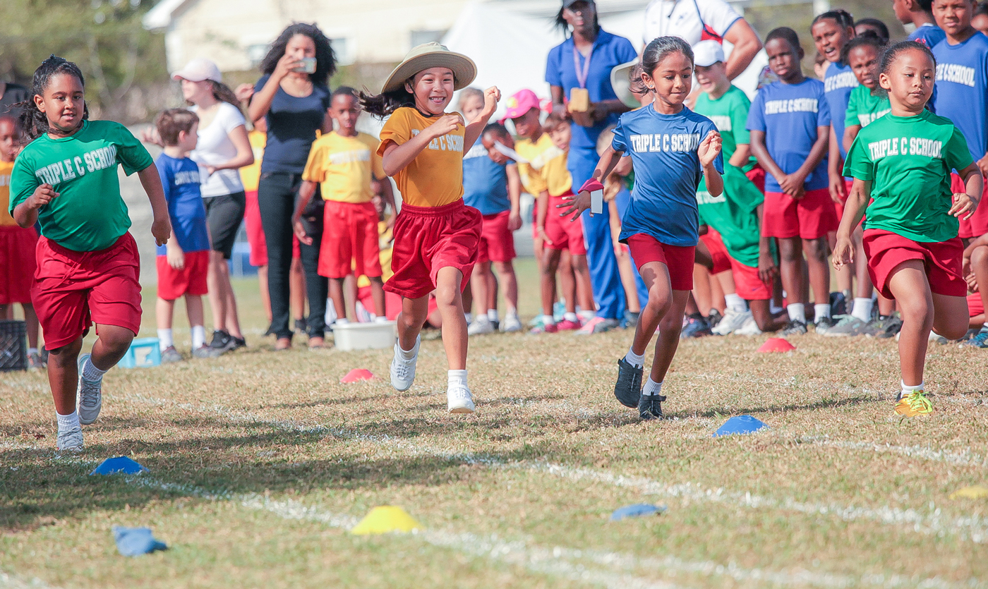 Triple C School Students Stride To Success | Cayman Compass with Triple C School