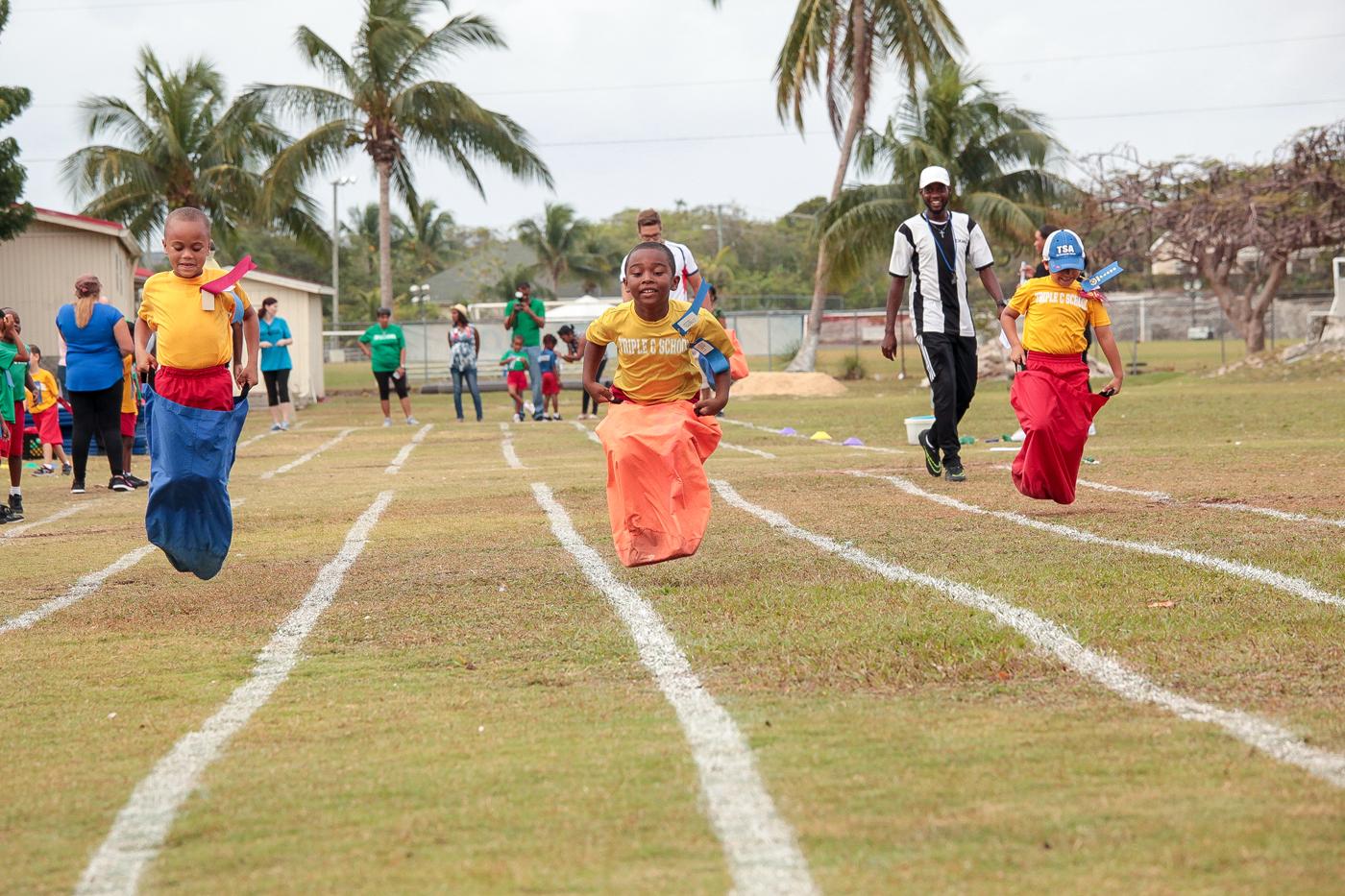 Triple C School's Sports Day A Blast | Cayman Compass with Triple C School