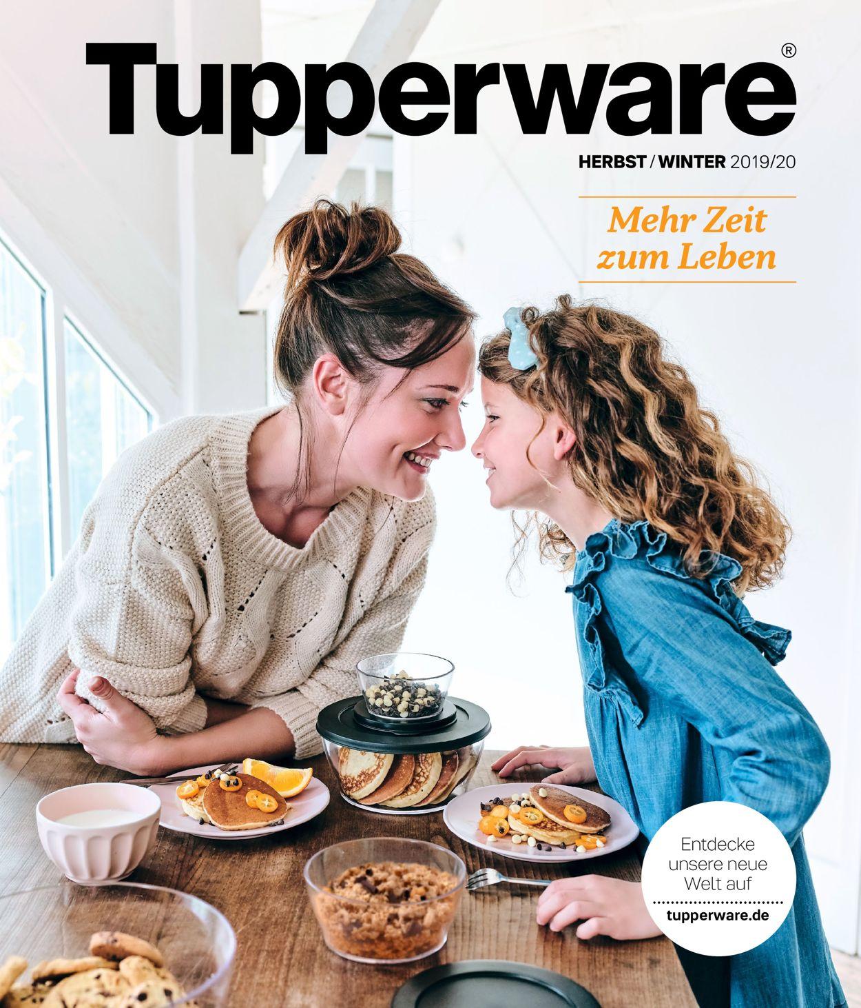 Tupperware Aktueller Prospekt 02.09  31.01.2020  Jedewoche within Tupperware Januar 2020
