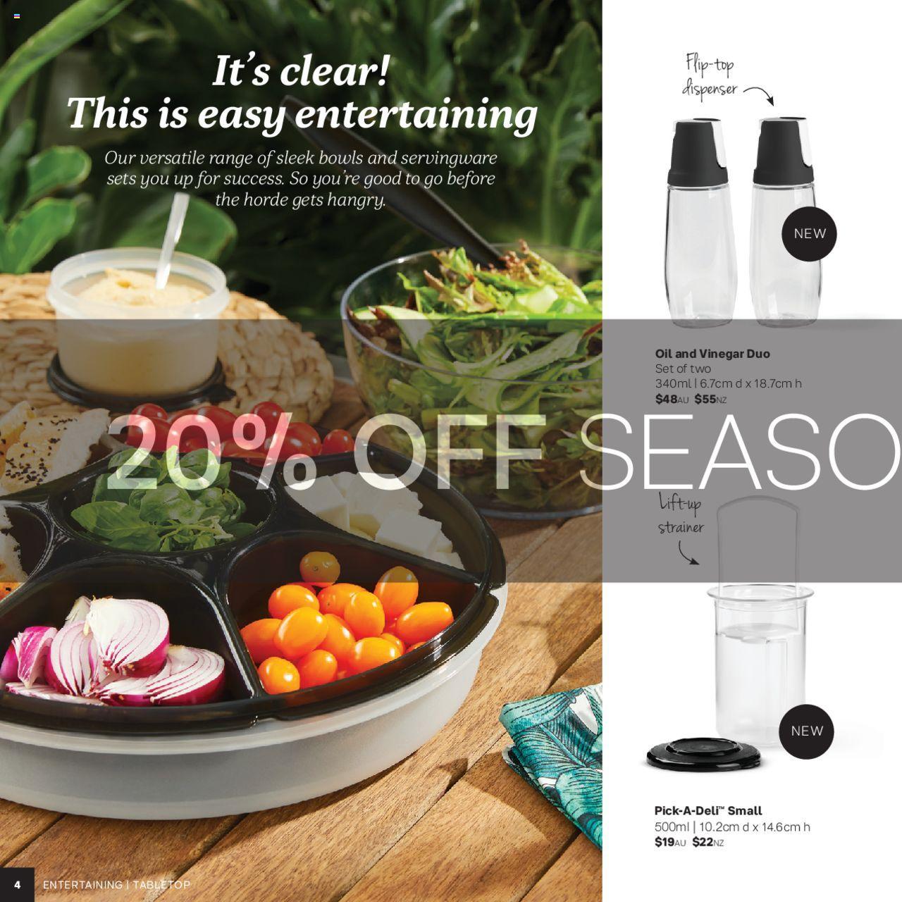 Tupperware Catalogue 26122019  12012020 for Tupperware Catalogue 2020